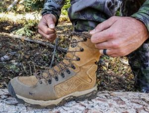 how to pick Irish Setter hunting boots